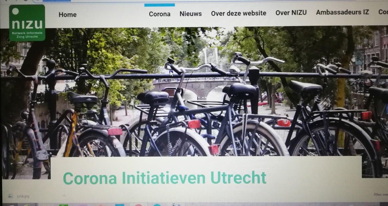 Corona Initiatieven Stad Utrecht