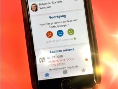 De Handjehelpen-App is live