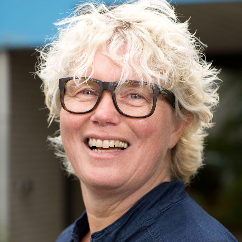 Collega in beeld: Ina Houdijk