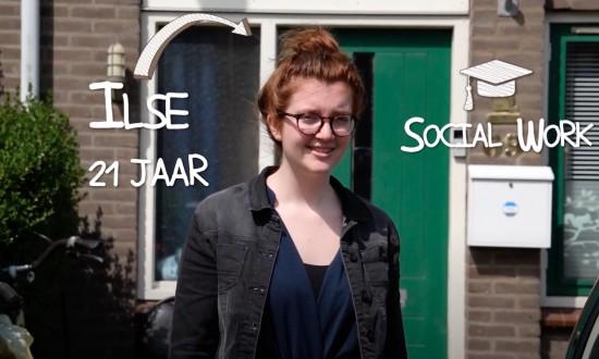 Stagelopen Social Work: Ilse